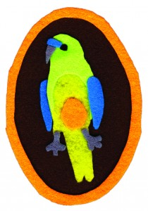 Parrot Small A