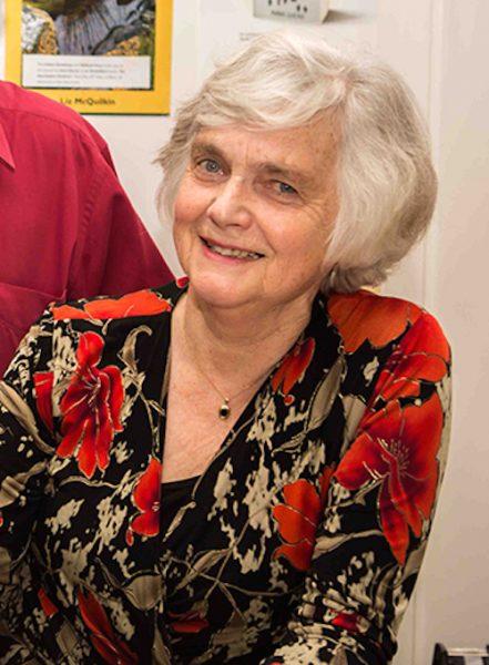 Liz McQuilkin