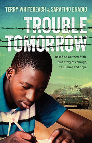 Trouble Tomorrow Cover